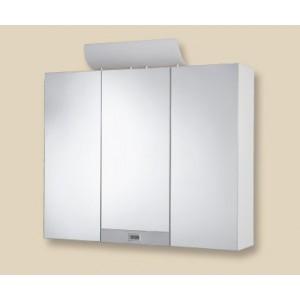 Zrcadlová skříňka Jokey TAGONA - bílá/hliník
