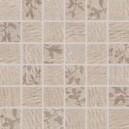 WDM05102 Mozaika Textile béžová 30x30