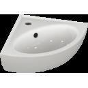 Umývátko rohové 33,5x33,5 Eurovit