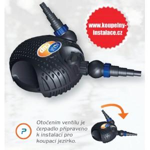 Čerpadlo pro jezírkovou filtraci Careta 5000 Aquacup