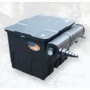 Jezírková filtrace Omega-CUV218 (4500l/hod) s CUV lampou
