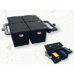 Jezírková filtrace Omega 4-CUV236 (25000l/hod) 2 CUV lampy