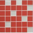 GDM05061.1 Mozaika Veneto Rosso 30x30