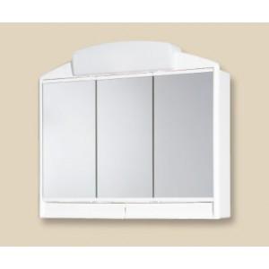 Zrcadlová skříňka Jokey RANO - bílá